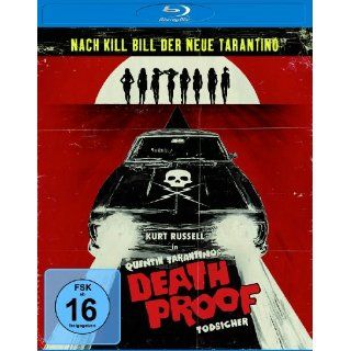 Death Proof   Todsicher [Blu ray] Kurt Russel, Sidney
