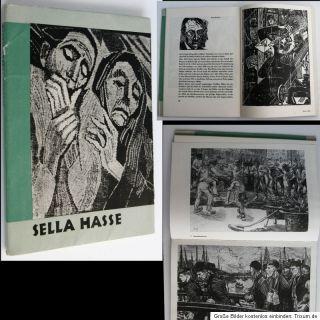 art hist Germany female Artist Werk Vita illustr Sella Hasse Painting
