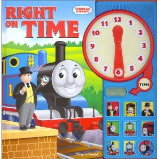 Thomas the Tank Engine Right on Time (Thomas & Friends) W