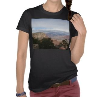 Clouds over Grand Canyon Tshirts