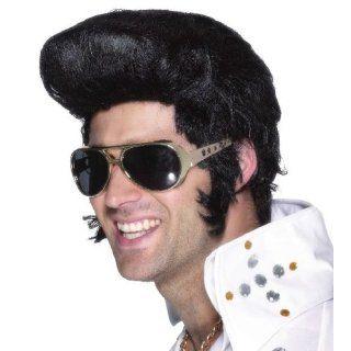 70er Jahre Elvis Sonnenbrille Brille Goldene Gold