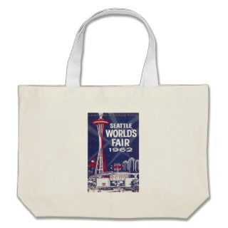 1962 Seattle World Fair Bags