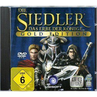 Die Siedler   Aufstieg eines Königreichs (DVD ROM) Pc