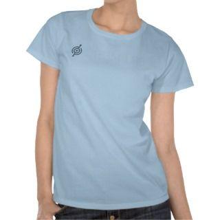 Drum Lab womens T (white logo) Tee Shirts
