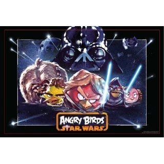 Star Wars Angry Birds 150 Teiliges Super 3D Puzzle [UK Import]
