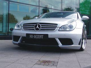 MH DEZENT Stoßstange RACE LINE Mercedes CLS 350 500 55AMG W219