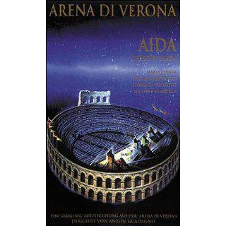 Verdi, Giuseppe   Aida (Arena di Verona) [VHS] VHS