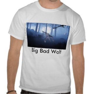 Big Bad Wolf Tees