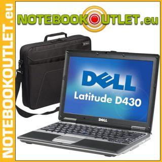 DELL LATITUDE D430 C2D U7700 1,33GHz 2GB 80GB VISTA BUSINESS