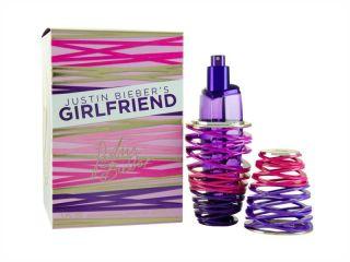 Justin Bieber Girlfriend Eau de Parfum 30ml for Her