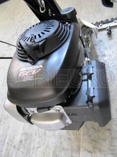 MOTOFALCIATRICE mot. Honda GCV 160 falciatrice rasaerba