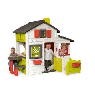Smoby 310209   Friends House Spielhaus Spielzeug