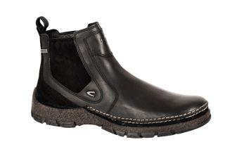 camel active Bormio GTX Stiefelette schwarz Gore Tex Boots 334.13.02