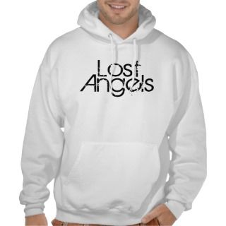Lost Angels Hoodies