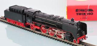 Trix Express 2222 Dampflok mit Tender Baureihe 01 der DRG / unbespielt