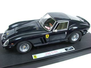 FERRARI 250 GTO HOT WHEELS ELITE VANILLA SKY TOM CRUISE DIE CAST 1/18