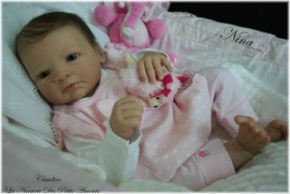 REBORN BABY DOLL New ~ NINA by GUDRUN LEGLER ~ #245/250