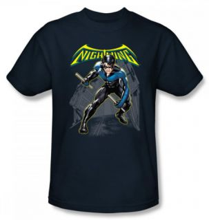 Batman   Nightwing T Shirt