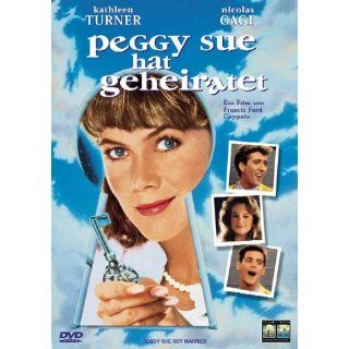Peggy Sue hat geheiratet Kathleen Turner, Nicolas Cage