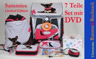 Ranzen 7er Set Glamour Girl Walt Disney DVD Schmuckkaestchen UVP 249