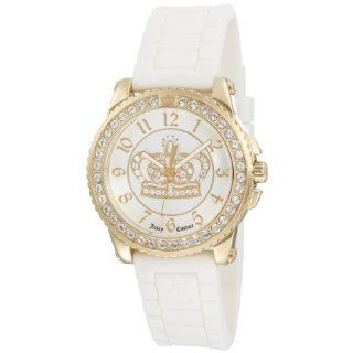 Juicy Couture Ladies Pedigree White Jelly Strap 1900705