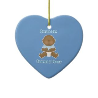 Gotcha Day Adoption Ornament