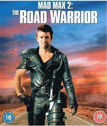 Mad Max 2   UNCUT BLU RAY NEU+OVP