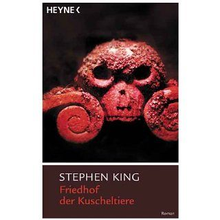 Friedhof der Kuscheltiere. Stephen King, Christel Wiemken