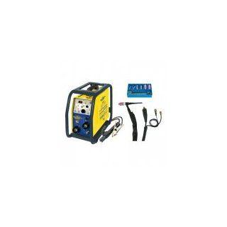 WIG DC Inverter Schweissgeräte   GYSMI TIG 167 HF + Zubehör + Shock