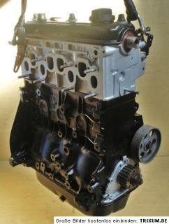 Motor 1,9 TDi AFN VW Sharan Seat Alhambra ÜBERHOLT #97