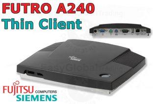 Fujitsu Siemens Futro S400 Thin Client 1000MHz 512MB CF Flash 512MB