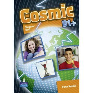 Cosmic B1+ Students Book for Pack: Fiona Beddall: Englische