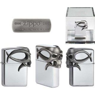Original Zippo Feuerzeug Gothic Style Lim Ed Küche