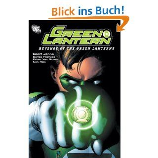Green Lantern Revenge of the Green Lanterns (Green Lantern Graphic