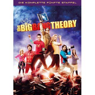 The Big Bang Theory   Die komplette fünfte Staffel 3 DVDs