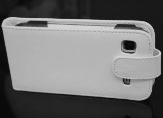 Samsung i9001 Galaxy S Plus Handy Leder Tasche Etui Hülle Cover Case