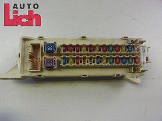 Mazda MPV II RF5C MZR CD 2,0 100KW Sicherungskasten Zentralelektrik