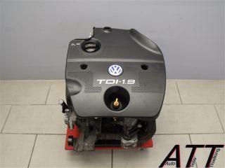 Audi A3 8L Seat Leon Skoda Octavia VW Golf 4 Motor ASV 1.9 TDI 110 PS