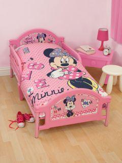 Original Disney Minnie aus Mickey Mouse Clubhouse Kinder Bett Design
