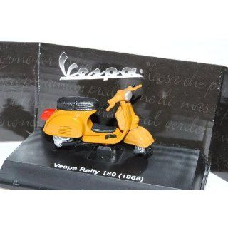 VESPA RALLY 180 1968 ORANGE BRAUN 1/43 NEW RAY MODELLMOTORRAD MODELL