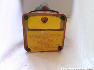 Tin Toys Blechspielzeug Charley Weaver Bartender