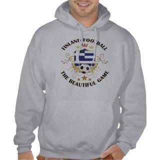 Finland Finnish Football Soccer Futbol Pullover
