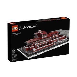 LEGO Architecture 21010 Robie House (2276pcs) (japan import):