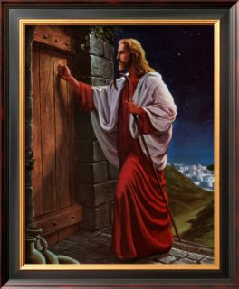 Knock at the Door Posters by Tobey
