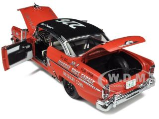1956 MERCURY MONTCLAIR HARD TOP RUSS TRUELOVE RACING CAR 1/18 BY