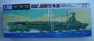 Aircraft Carrier Junyo 1/700 Tamiya