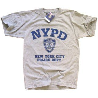 NYPD Polizei T Shirt   New York City Police Department