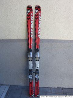 Rennski, Race Carving Ski Atomic GSII Beta Race 160cm+ Marker M 900
