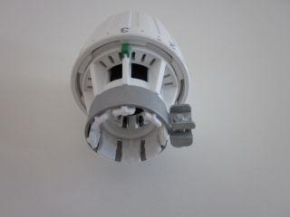 Danfoss RA/VL 2950 Thermostatkopf 013G2950 weiß 26mm Fühlerelement