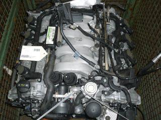 Mercedes Benz Motor Benzin M 273 968 285 kW 388 PS Euro 4 Norm Allrad